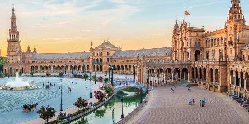 Seville incentive trip
