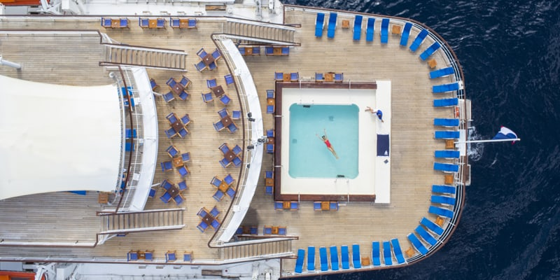 Club med 2 cruise incentive travel