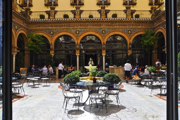 Hotel Alfonso XII Seville